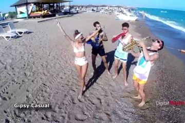 Gipsy Casual – Titanic Deluxe Belek by Mr. Peter Company – July 18, 2014