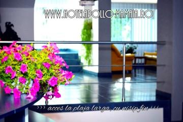 Hotelul Apollo, statiunea Mamaia