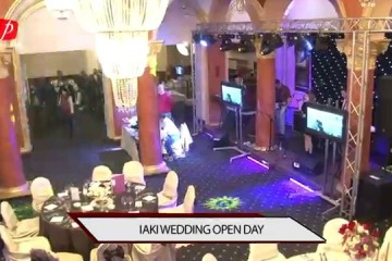 Iaki Wedding Open Day 2015