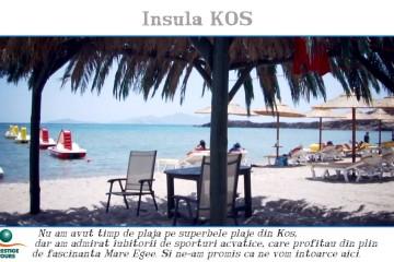 Insula KOS (Grecia) / destinatie oferita de Prestige Tours
