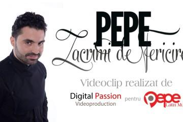 Pepe – Lacrimi de fericire
